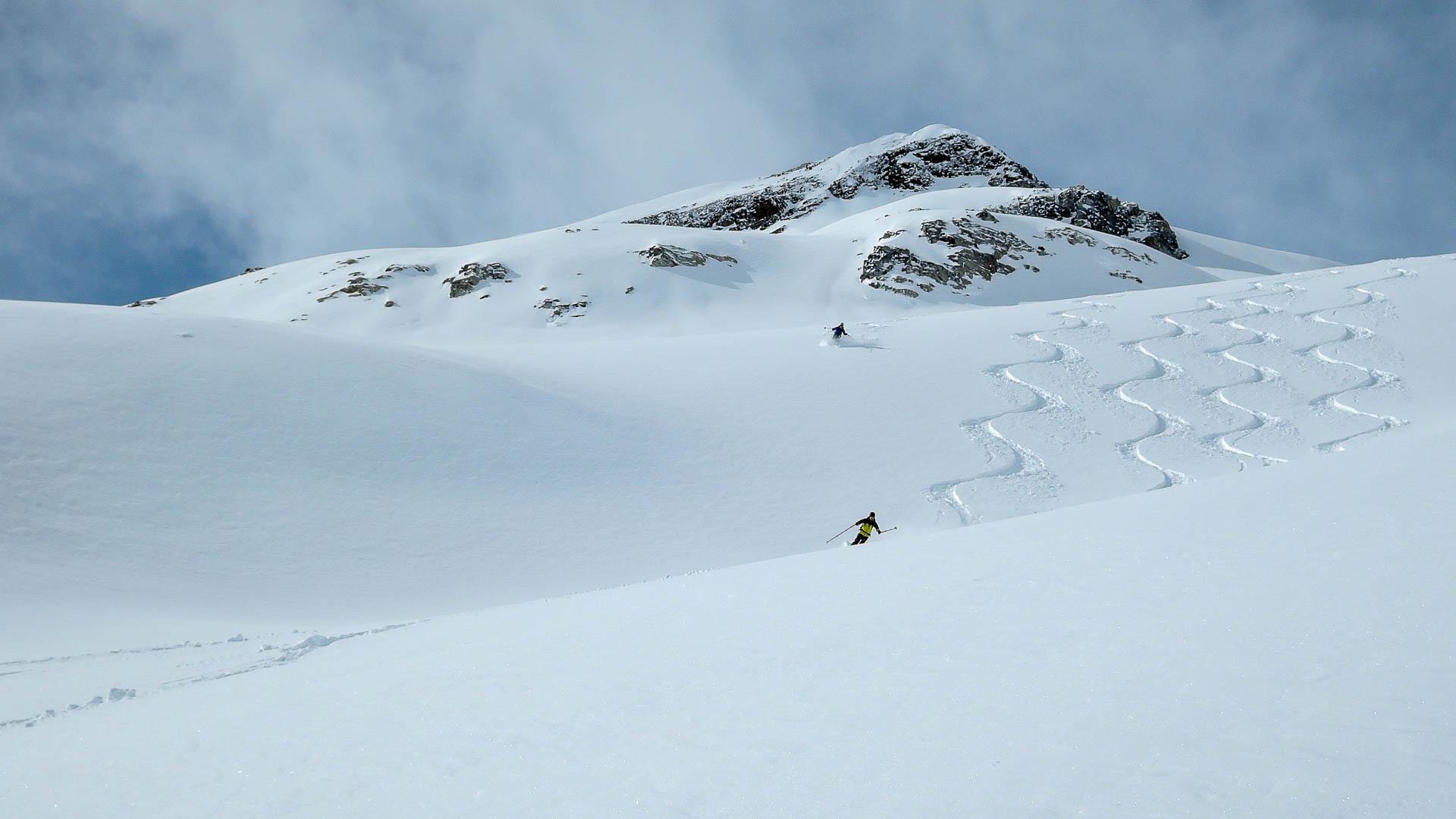 Skialpinistický kurz