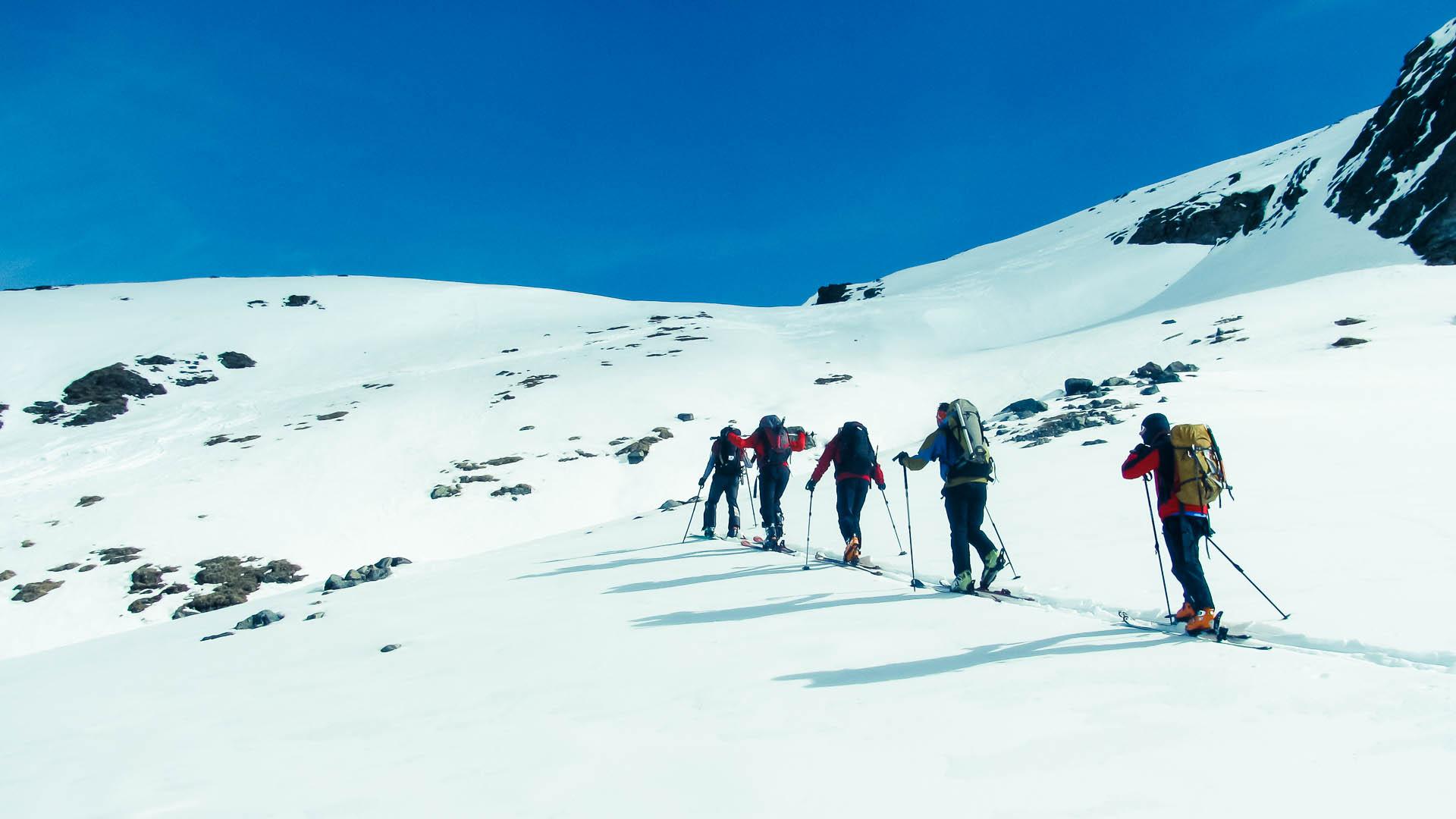 Kurz skialpinizmu