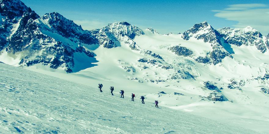 Viacdenné skialpinistické podujatia