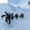 Výstup do Studeného sedla (2360m)