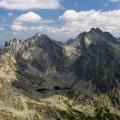 Mengusovská dolina, Rysy, Ťažký štít a Vysoká