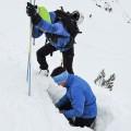 Snehový profil a test stability