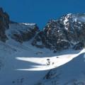 Skialpinistický prechod Vysokých Tatier